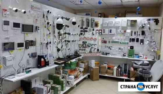 Продажа систем видеонаблюдения Феодосия