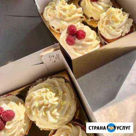 Торты, пирожные и капкейки на заказ Томск