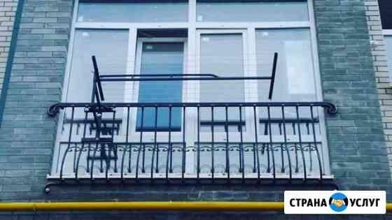 Балкон, сушилка бельевая, сушка, поворотно откидна Владикавказ