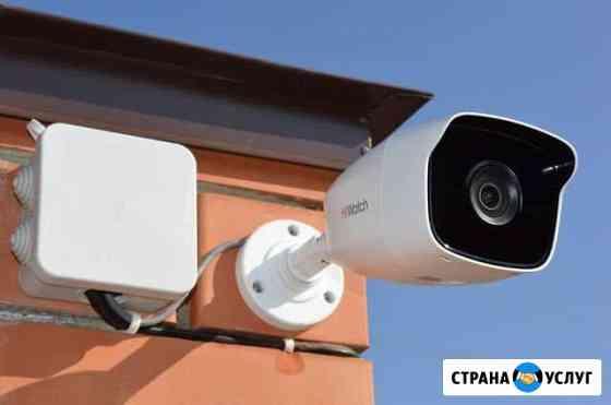 Установка видеонаблюдения, домофон,скуд, опс Михайловск