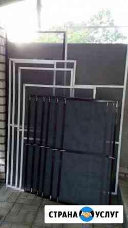 Москитные сетки двери и жалюзи Волгоград