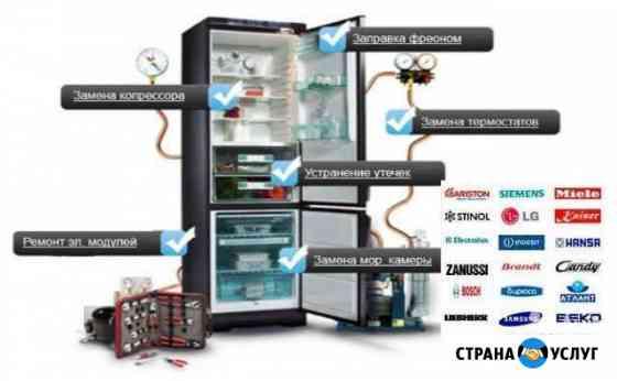 Ремонт холодильников на дому в Пензе Пенза