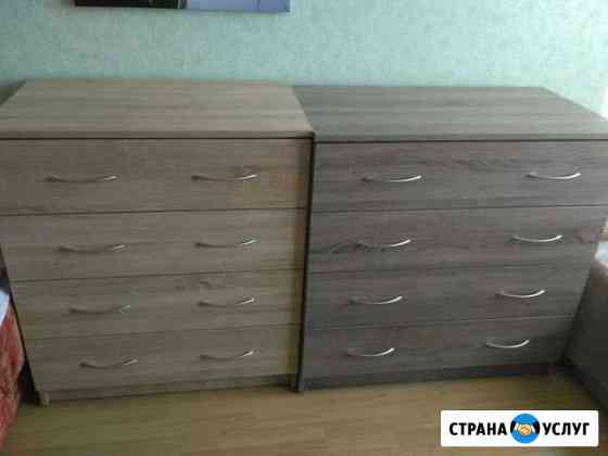 Изготовление корпусной мебели на заказ Калининград