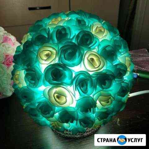 Светильник из изолона, ночник Челябинск Челябинск