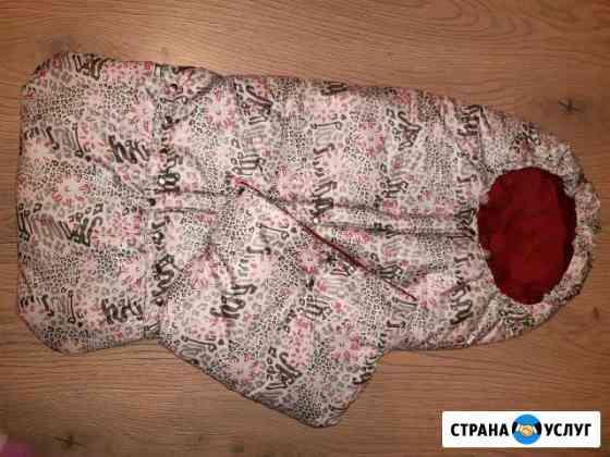 Сошью конверт на выписку,в коляску,санки. Муфты Киров
