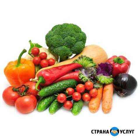 Доставка овощей и фруктов Тобольск