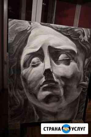 Роспись стен, граффити, художник, портреты Смоленск