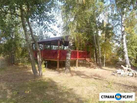 Семейный отдых на природе Киреевск