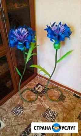 Эксклюзивные большие цветы для декора на заказ Симферополь