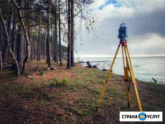 Вынос точек в натуру Воронеж