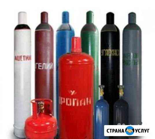Аренда кислородных, углекислотных, аргоновых, азот Омск
