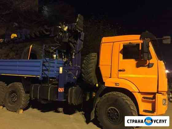 Транспортные услуги Вилючинск