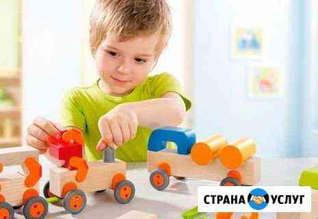 Ясли-няня на мжк принимает детей от 7 мес и старше Кемерово