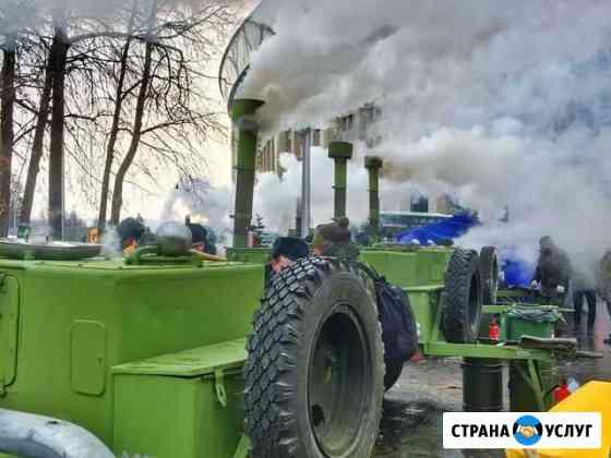 Полевая кухня,аренда полевой кухни, кейтеринг Казань
