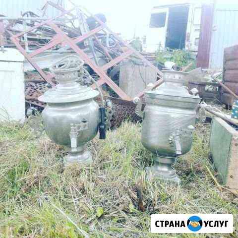 Вывоз,прием и демонтаж металлолома Калининград