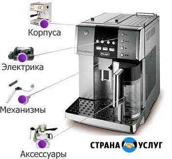 Ремонт, настройка и обслуживание Кофемашин Владимир