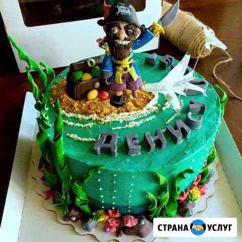 Тортики на заказ Воронеж
