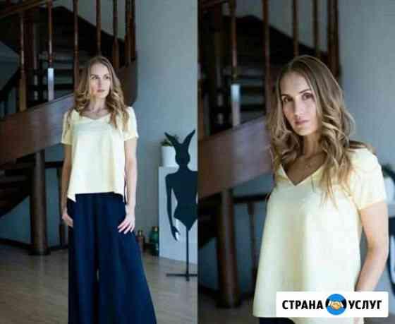 Пошив одежды оптом Новосибирск