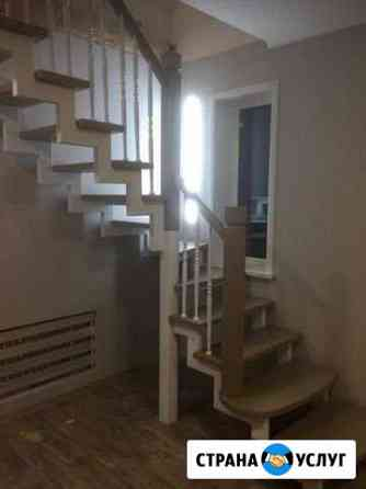 Изготовление и установка лестниц Горно-Алтайск