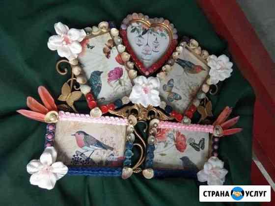 Эксклюзивные рамки на заказ Екатеринбург