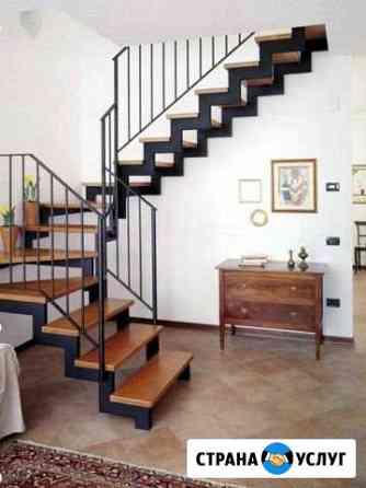 Металлокаркас для лестницы. Без очередей Оренбург