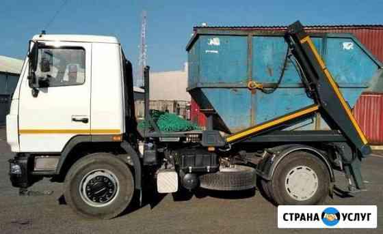 Вывоз строительного и промышленного мусора Калининград