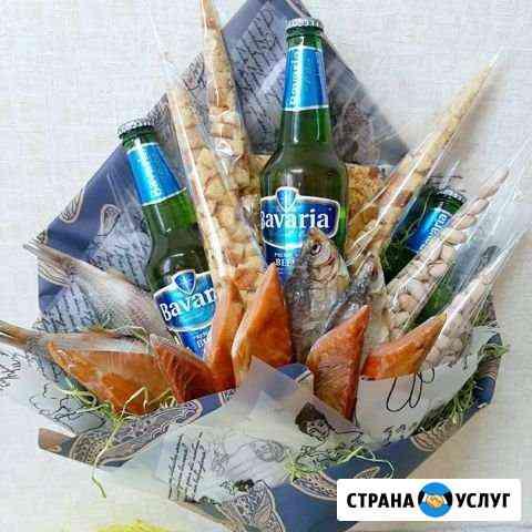 Сьедобные букеты Томск
