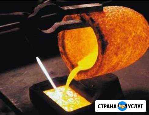 Литьё по выплавляемым моделям латунь медь бронза Киров