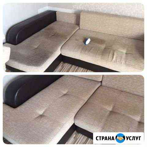 Химчистка мягкой мебели Волгоград