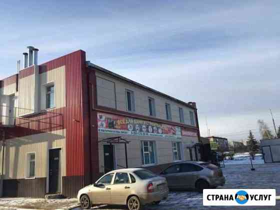 Рекламные места по адресу Дзержинск пр.Чкалова 58А Дзержинск