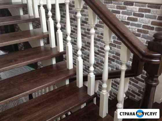 Лестницы из дерева Горно-Алтайск