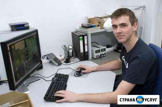 Компьютерный Мастер Компьютерная помощь Ижевск