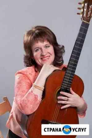 Обучение игре на гитаре Череповец