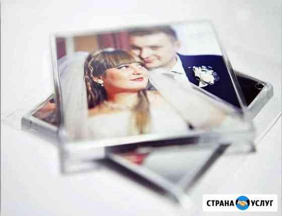 Фотомагниты, печать фото на мероприятиях Саратов