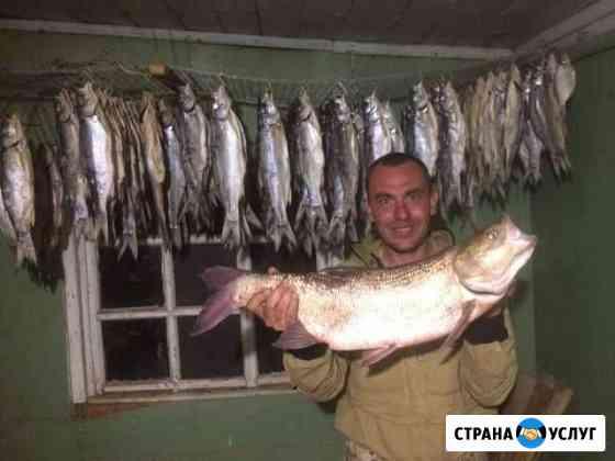 Рыбалка в Астрахани Володарский