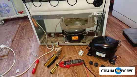 Ремонт холодильников на дому Хабаровск