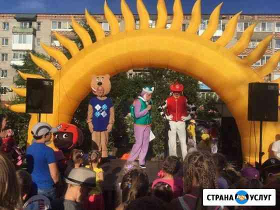 Аниматоры, ростовые куклы на ваш праздник Соликамск