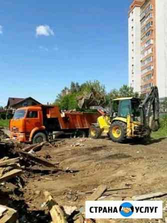 Вывоз мусора Иваново
