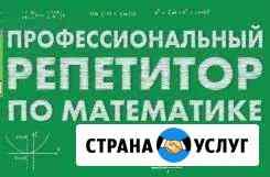 Репетитор по математике Славгород