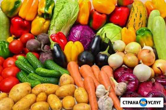 Доставка свежих овощей на дом по красному селу Красное Село