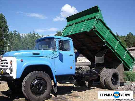 Услуги самосвала 3 тонны, 5 тонн Барнаул