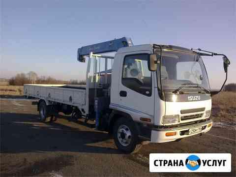 Услуги самогруза 3 тонны, 5 тонн Барнаул