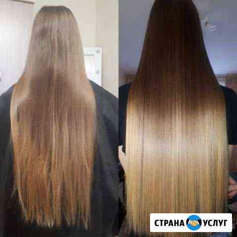 Полировка волос Томск