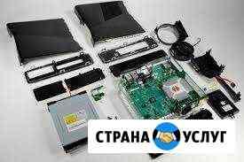 Ремонт, модификация приставки и джойстика Xbox 360 Екатеринбург