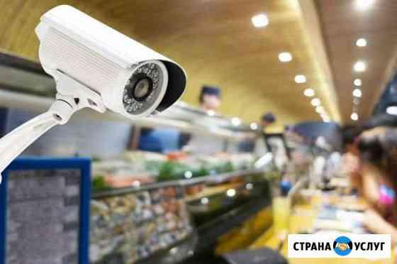 Установка видеонаблюдения Ульяновск