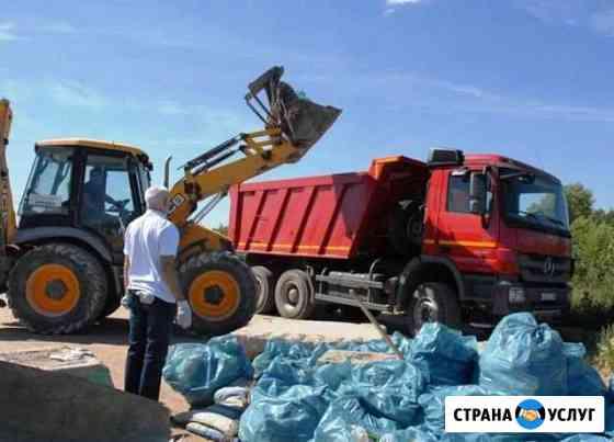 Вывоз и утилизация строительного мусора Рязань