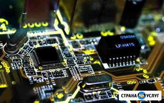 Компьютерная помощь, ремонт на дому, в офисе Усть-Кут