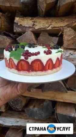 Торт на заказ Екатеринбург