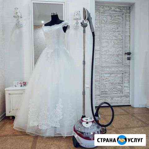 Свадебные платья (отпаривание) Курск