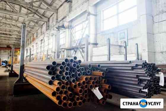 Металлопрокат оптом и в розницу с доставкой Санкт-Петербург